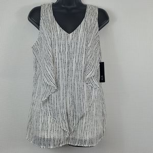 AGB sleeveless top size L